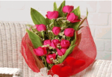 Buying Flowers Online