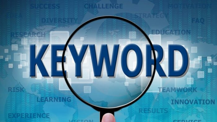 Keyword Analysis SEO