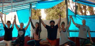 yoga schools in Goa