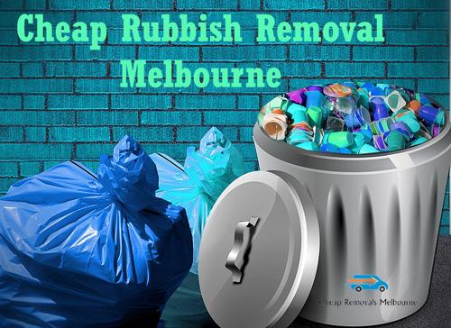 Cheap Rubbish Removal Melbourne