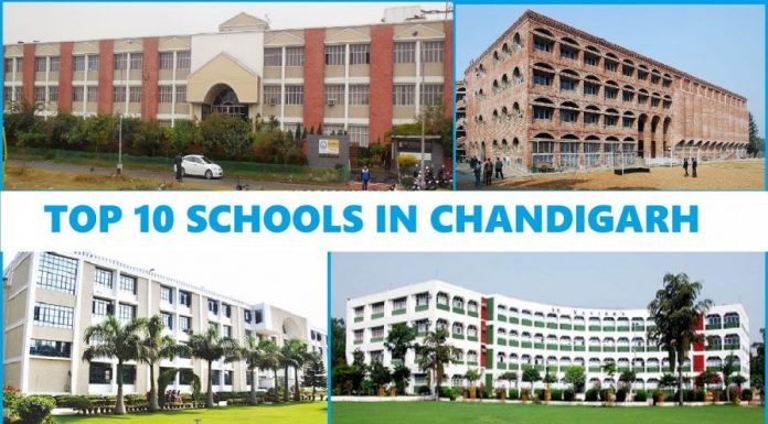 Top schools in Chandigarh