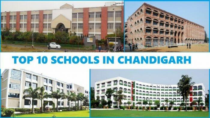 Top best schools in Chandigarh