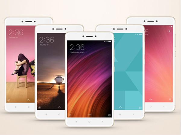 Best Xiaomi Smartphones