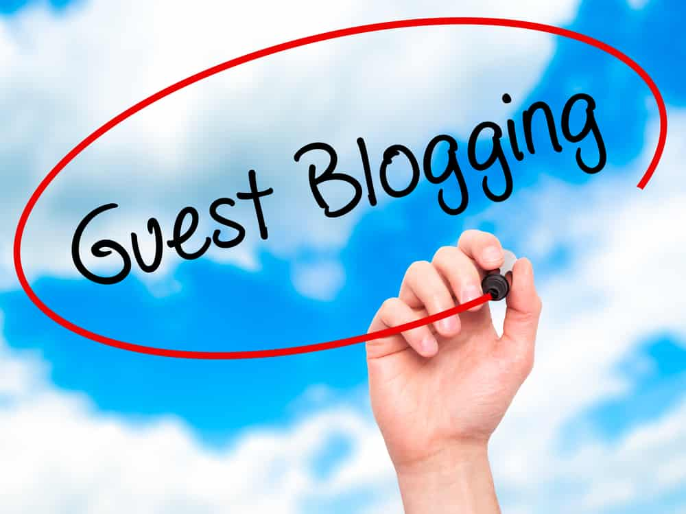SEO and Guest Blogging Service