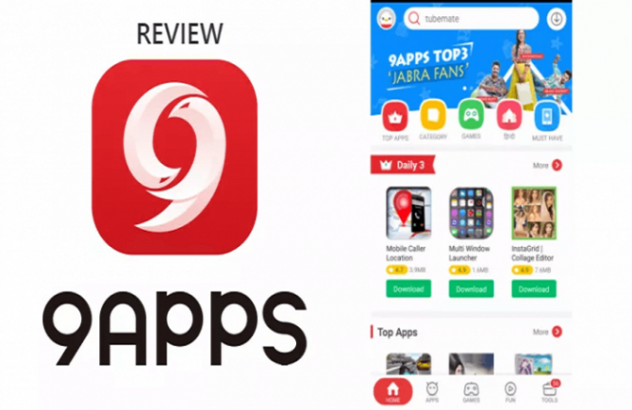 9Apps – An Incredible App Store To Download Apps And Software