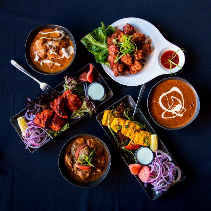 Indian restaurant in Perth