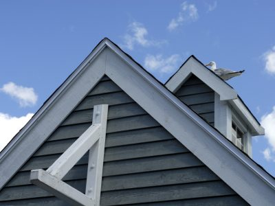 Lap siding Installation