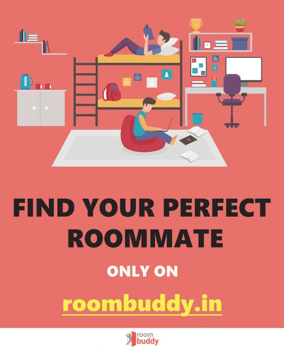 roommate in chandigarh