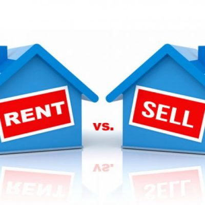 Rent or Sell Your House