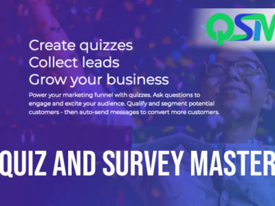 WordPress quiz plugin