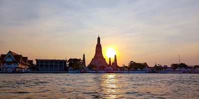 Vegetarian Traveler In Thailand