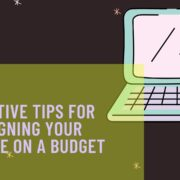 Tips for Designing Your Website on a Budget