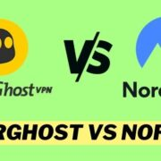 CyberGhost vpn vs Nord VPN