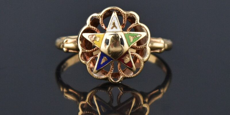 Victorian Antique Rings
