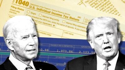 Biden vs Trump Tax Plan