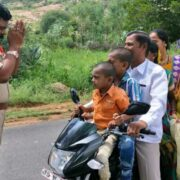 CHALLAN FOR KIDS WITHOUT HELMET, CHECK THIS TRAFFIC ...