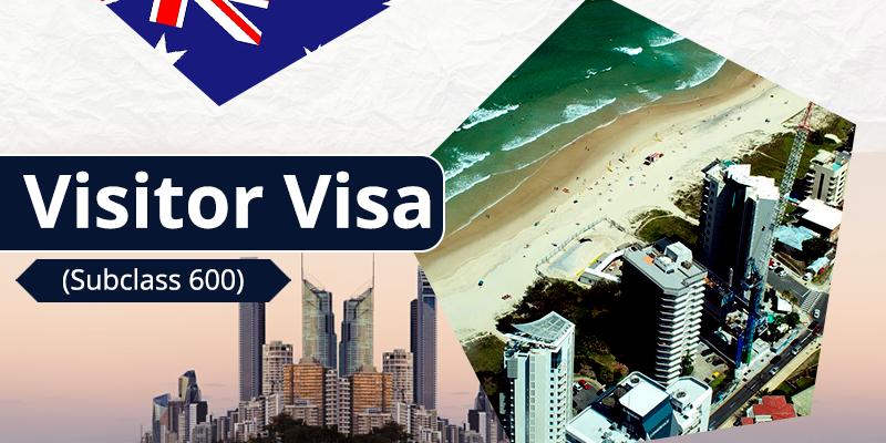 Visitor Visa 600